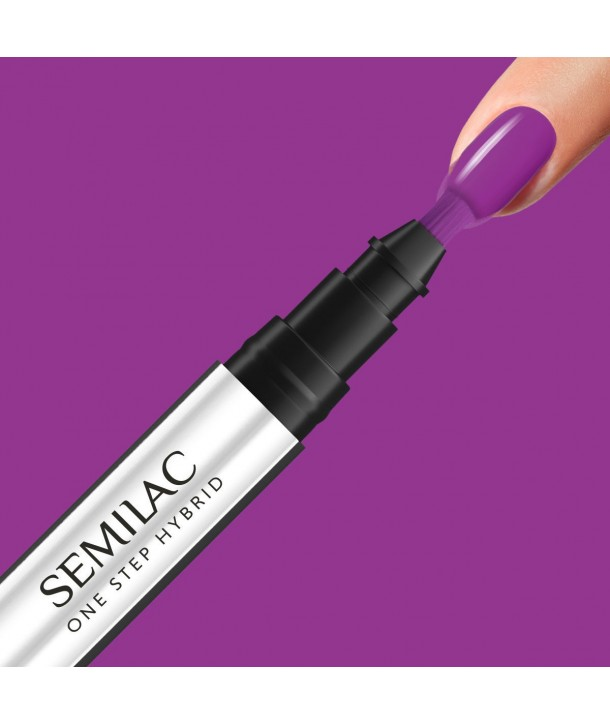 S760 Hyacinth Semilac One Step Hybrid 3ml
