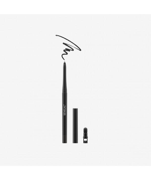 Semilac Queen's Look Eye Pencil 01 Deep Black 2,4ml