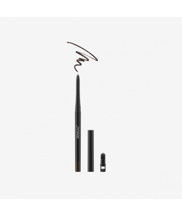 Semilac Queen's Look Eye Pencil 02 Classic Brown 2,4ml