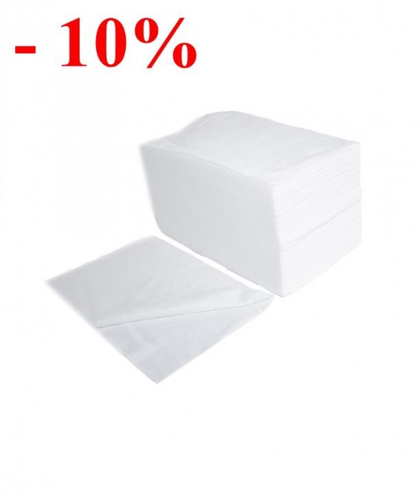 EKO Higiena Cellulose Hairdressing Disposable Towels BASIC 70x40 100pcs