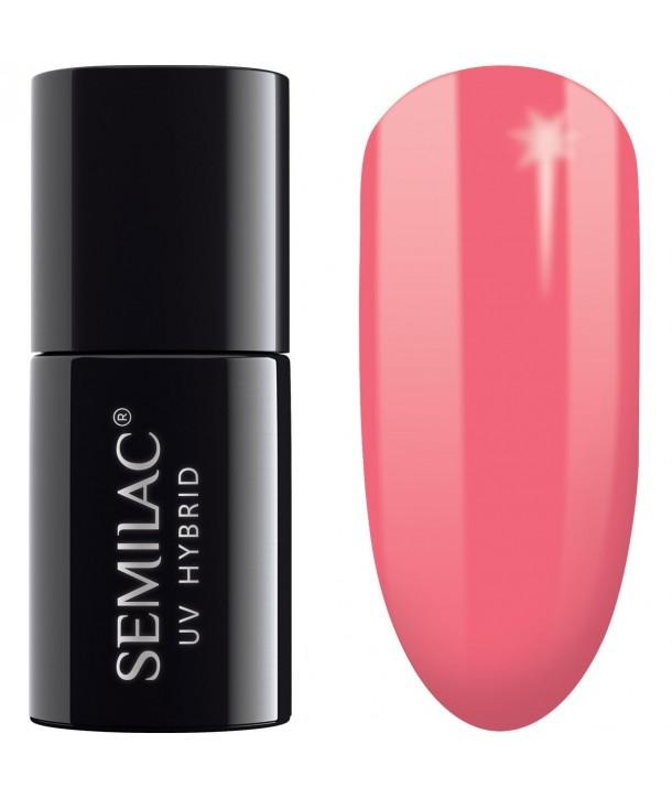 Semilac SemiBeats Hybrid Nail Polish - 516 Tiny Rose