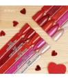 346 Pretty Red Glitter Semilac UV Hybrid 7ml