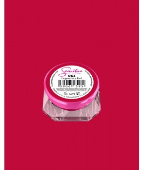 063 UV Gel Color Semilac Legendary Red 5ml