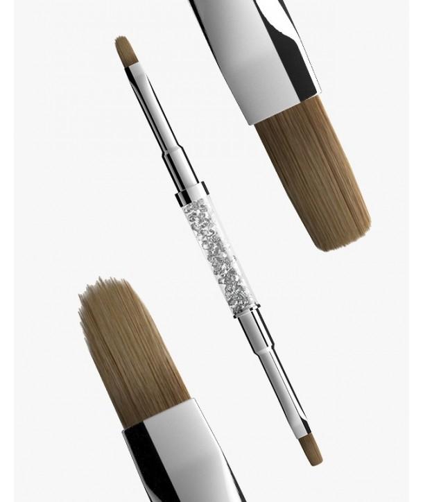 Semilac Gel Brush N 4 (flat+oval)