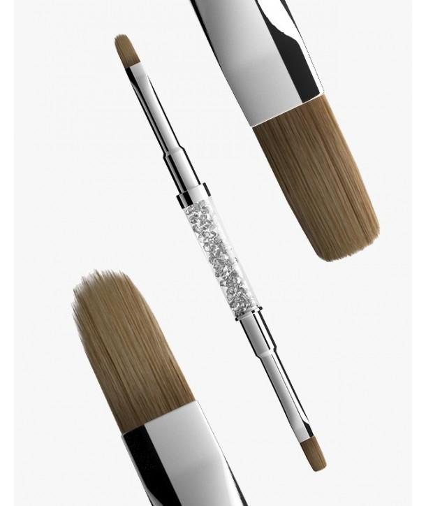 Semilac Gel Brush N 6 (flat+oval)