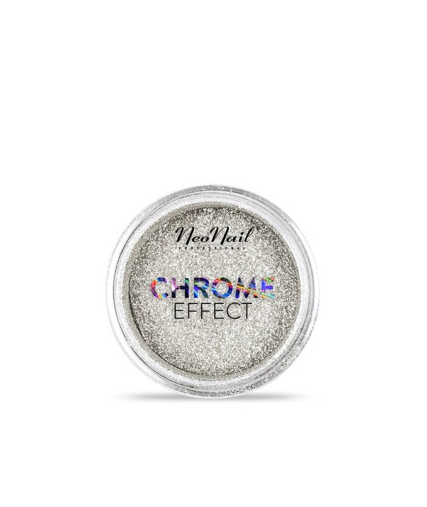 Puder Chrome Effect – Silver