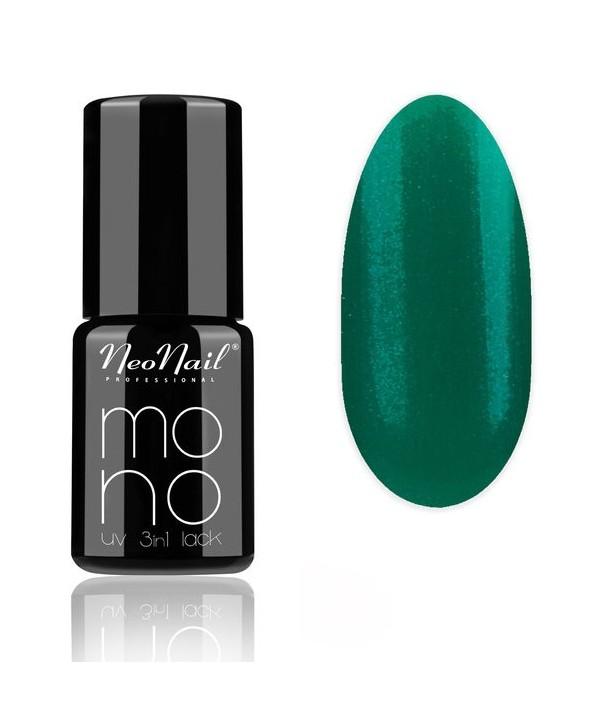 UV Hybrid Mono 3in1 LACK 6ml - Opal Green 4198