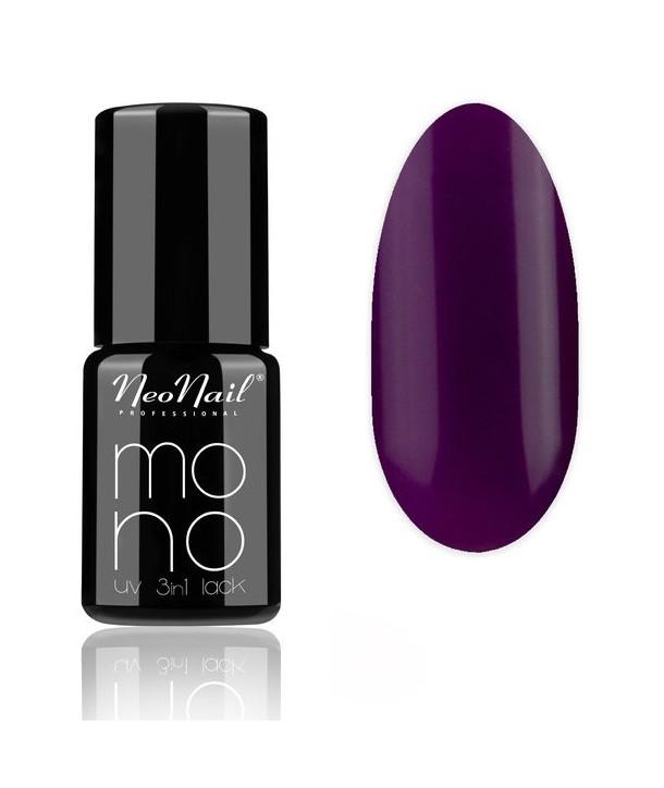 UV Hybrid Mono 3in1 LACK 6ml - Purple Decade 4205