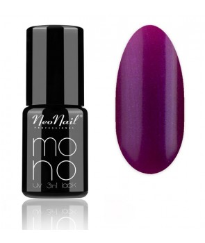 UV Hybrid Mono 3in1 LACK 6ml - Opal Plum 4208