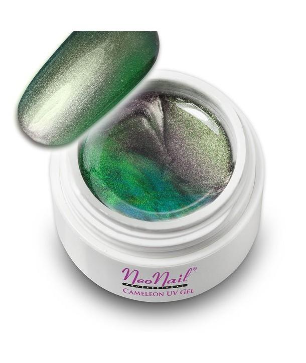 Cameleon UV Gel Silver/Green 5ml - 3633