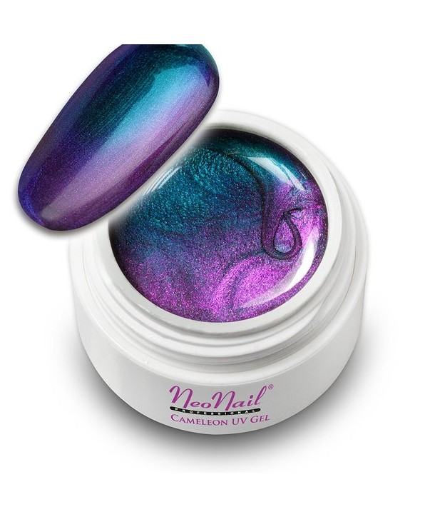 Cameleon UV Gel Cyan/Purple 5ml - 3639