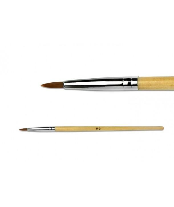Brush for Acrylic Gel No.2