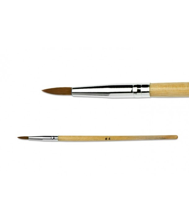 Brush for Acrylic Gel No.4
