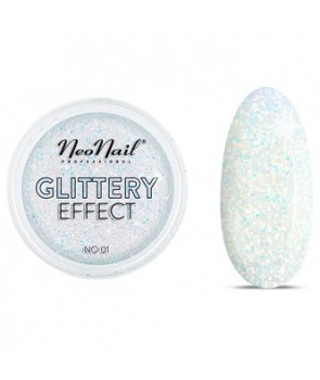 Glittery Effect Powder No. 01