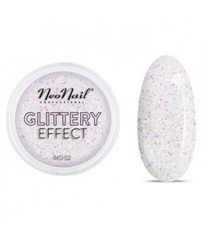 Glittery Effect Powder No. 02