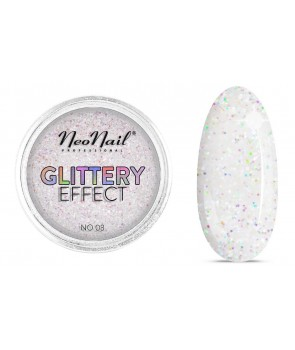 Pyłek Glittery Effect No. 03