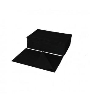 Eko-higiena Non-woven Perforated Towel 70x40 cm BLACK