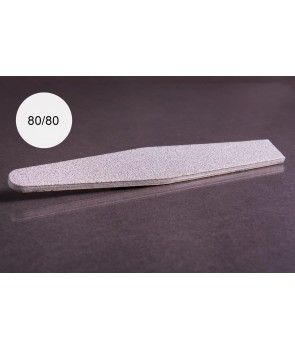1pc 80/80 ABA Group Diamond Nail File