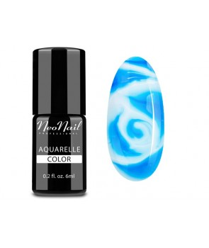 Hybrid Nail Polish 6ml - Ocean Aquarelle