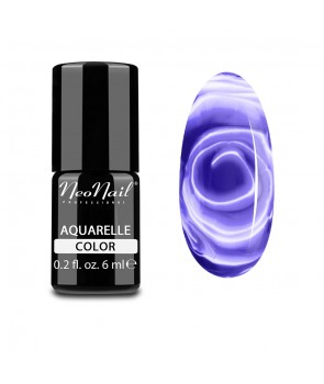 Hybrid Nail Polish 6 ml - Violet Aquarelle