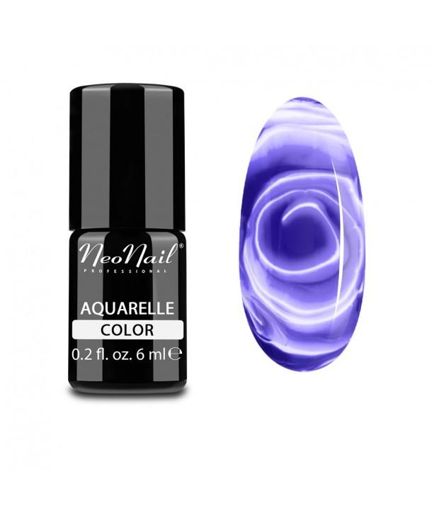 NeoNail Hybrid Nail Polish 6 ml - Violet Aquarelle