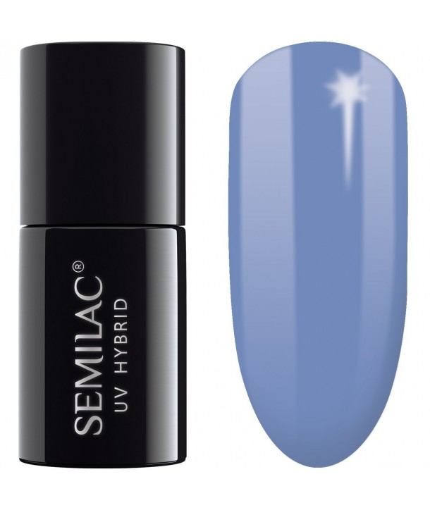 013 UV Hybrid Semilac Indigo 7ml
