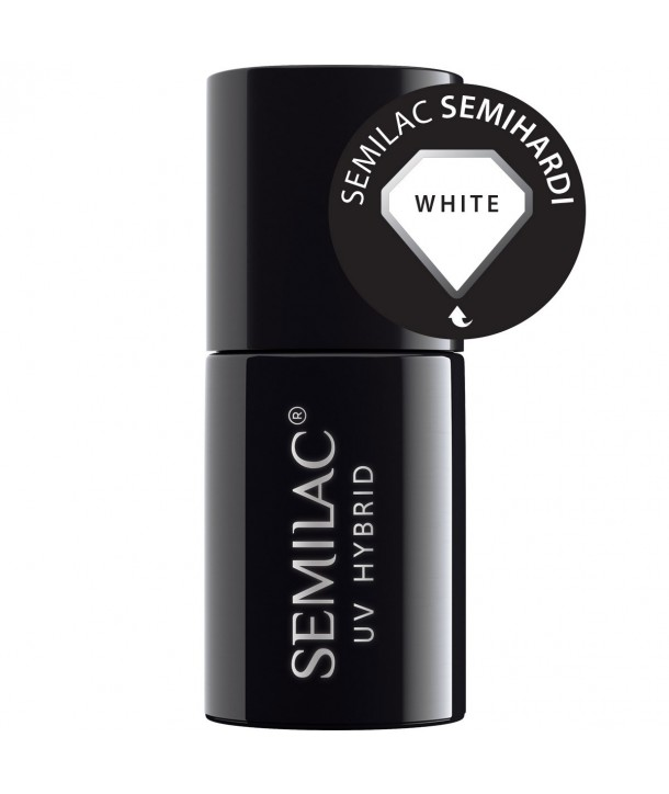 Semilac Semi Hardi White 7ml