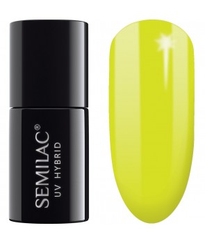 040 UV Hybrid Semilac Canary Green 7ml