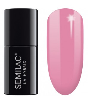 049 UV Hybrid Semilac True Pink 7ml