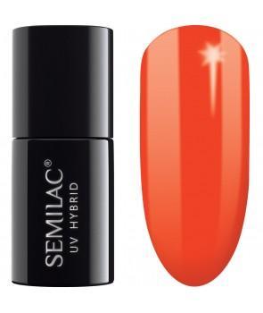 061 UV Hybrid Semilac Juicy Orange 7ml