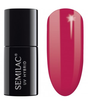 066 UV Hybrid Semilac Glossy Cranberry 7ml