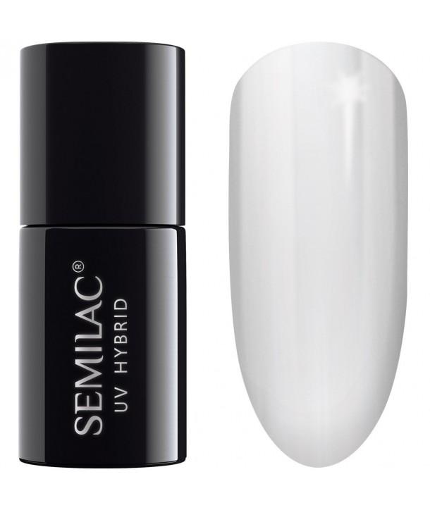 090 UV Hybrid Semilac White Pearl 7ml