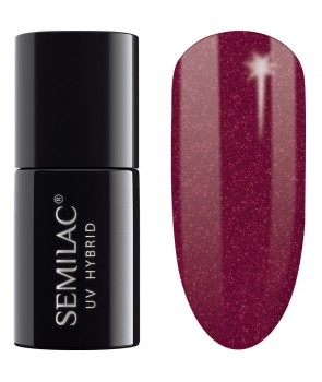 098 UV Hybrid Semilac Elegant Cherry 7ml