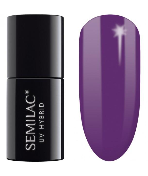 147 UV Hybrid Semilac Violet In The Dark 7ml