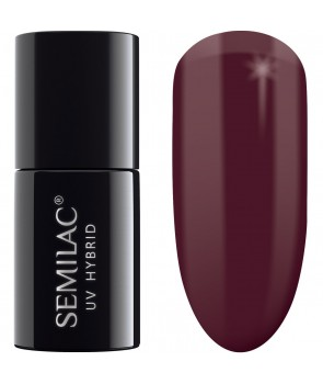 Semilac Shram Effect Brown 616