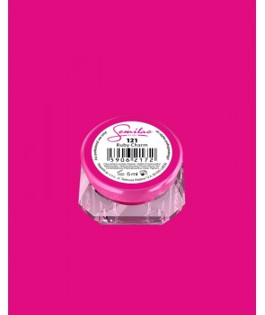 121 UV Gel Color Semilac Ruby Charm 5ml