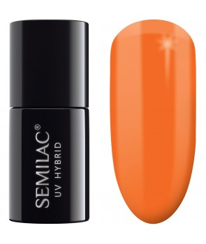 Semilac Shram Effect Orange 624