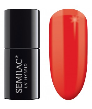 Semilac Shram Effect Strawberry Red 626