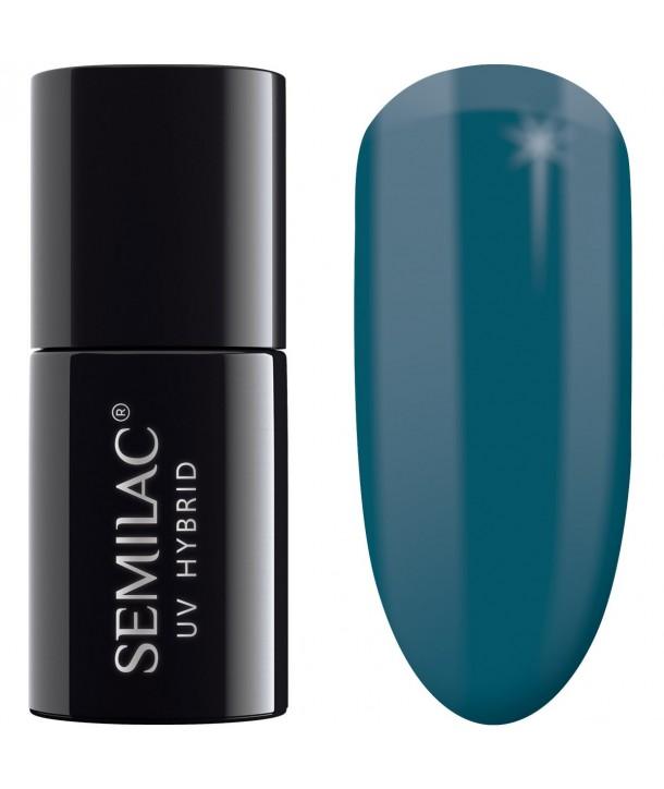 Semilac Shram Effect Turquoise 627