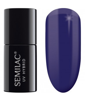 Semilac Shram Effect Dark Blue 628