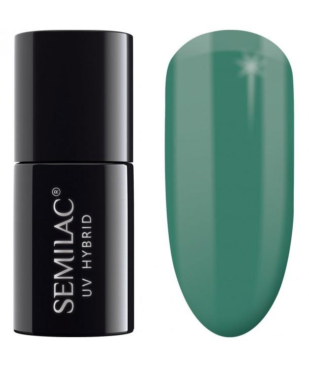 Semilac Shram Effect Green 631