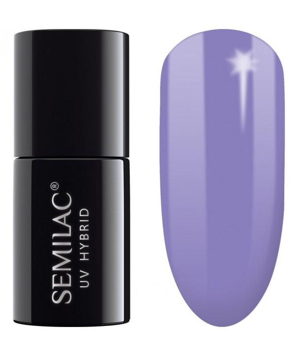 175 Semilac UV Hybrid Flavours Lavender Cream