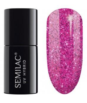 UV Hybrid Semilac Nailstagram Amazing Amethyst 501
