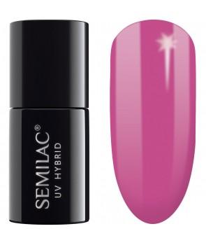 UV Hybrid Semilac Nailstagram Peculiar Plum 502