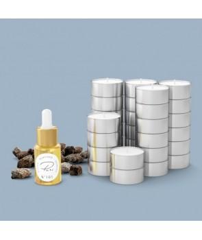 Pure Home Perfume Fragrance Oil Burner Refilling Set Nr 102