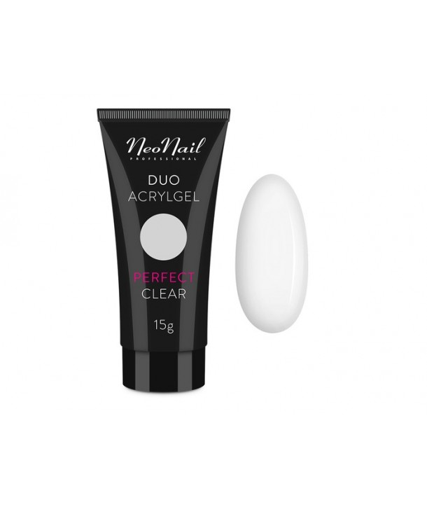 Duo Acrylgel NeoNail Perfect Clear 15g