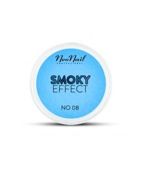 NeoNail Smoke Effect Nail Powder - Blue 08