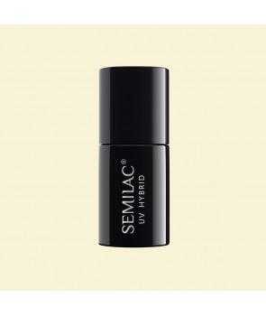 Semilac Celebrate Delicate White 530