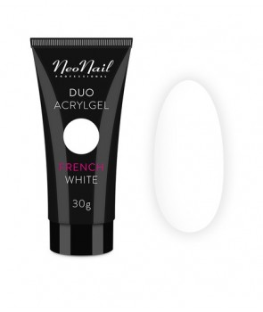 Duo Acrylgel NeoNail French White 7g