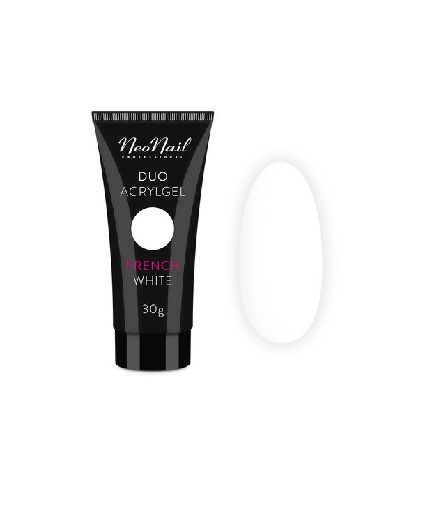 Duo Acrylgel NeoNail French White 30g
